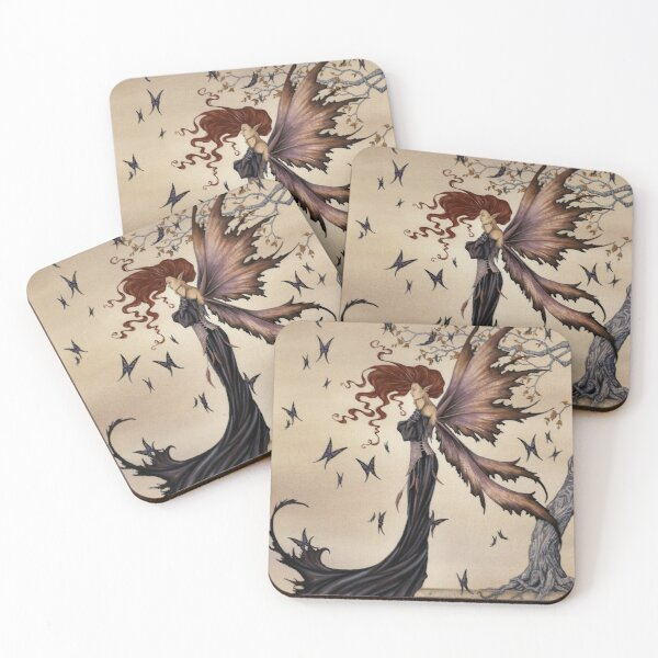 Mystique Coasters (Set of 4)