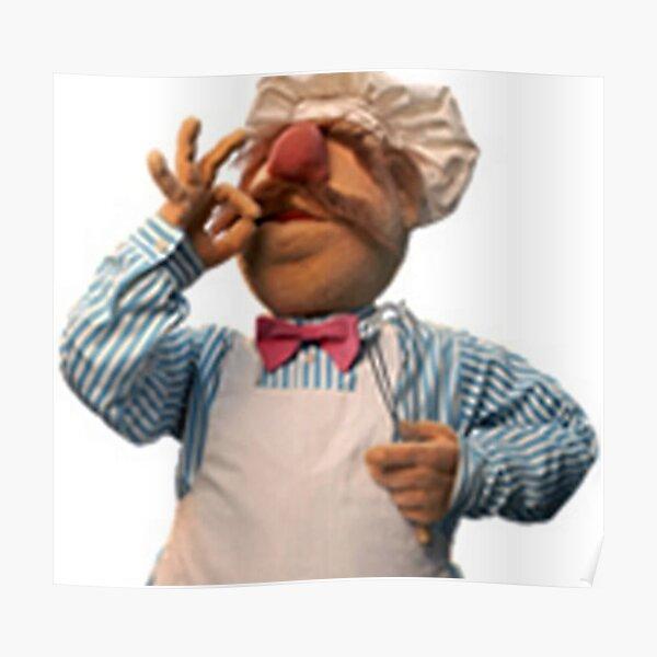 Swedish Chef  Poster