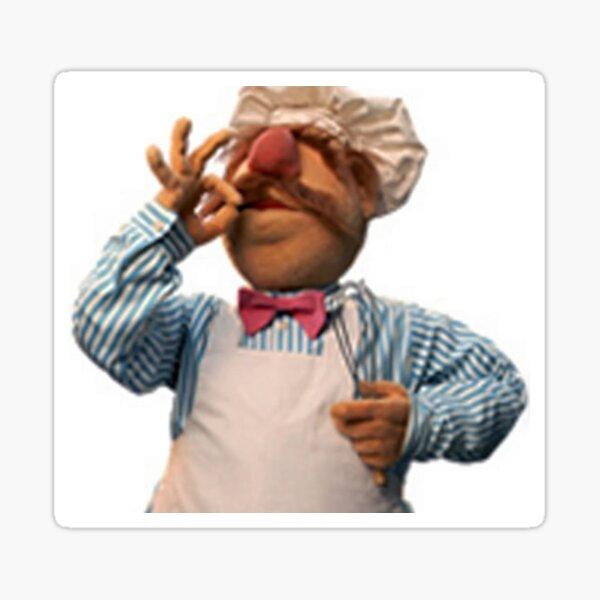 Swedish Chef  Sticker