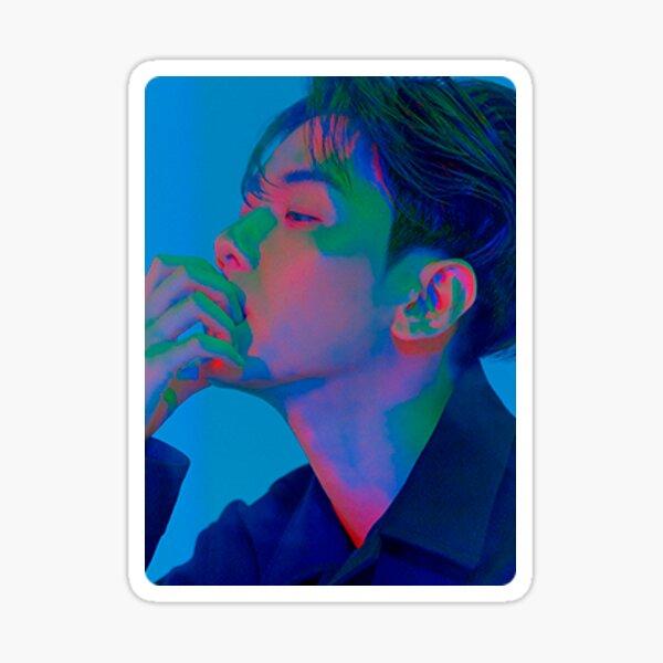 baekhyun delight photocard v9 Sticker
