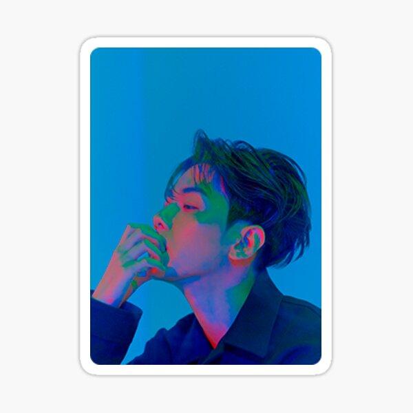 baekhyun delight photocard v9.5 Sticker