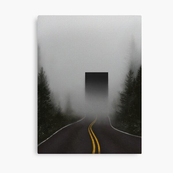Oppressive Rectangle Canvas Print