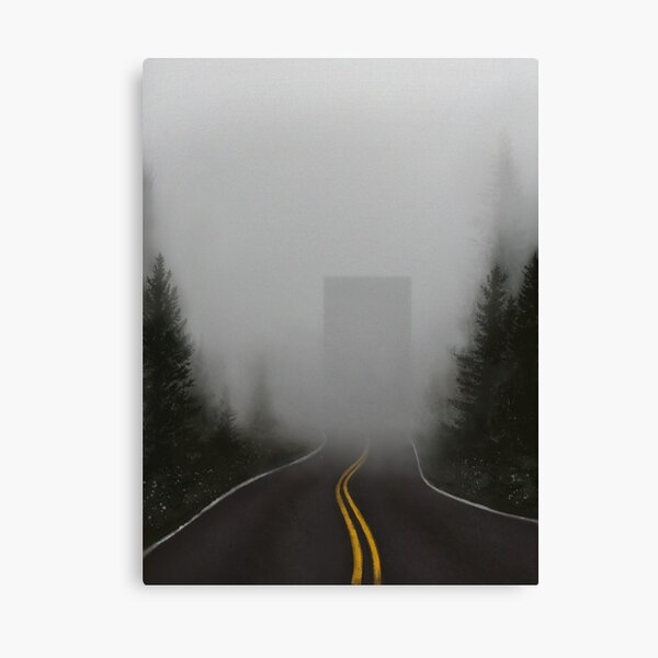 Implied Rectangle Canvas Print