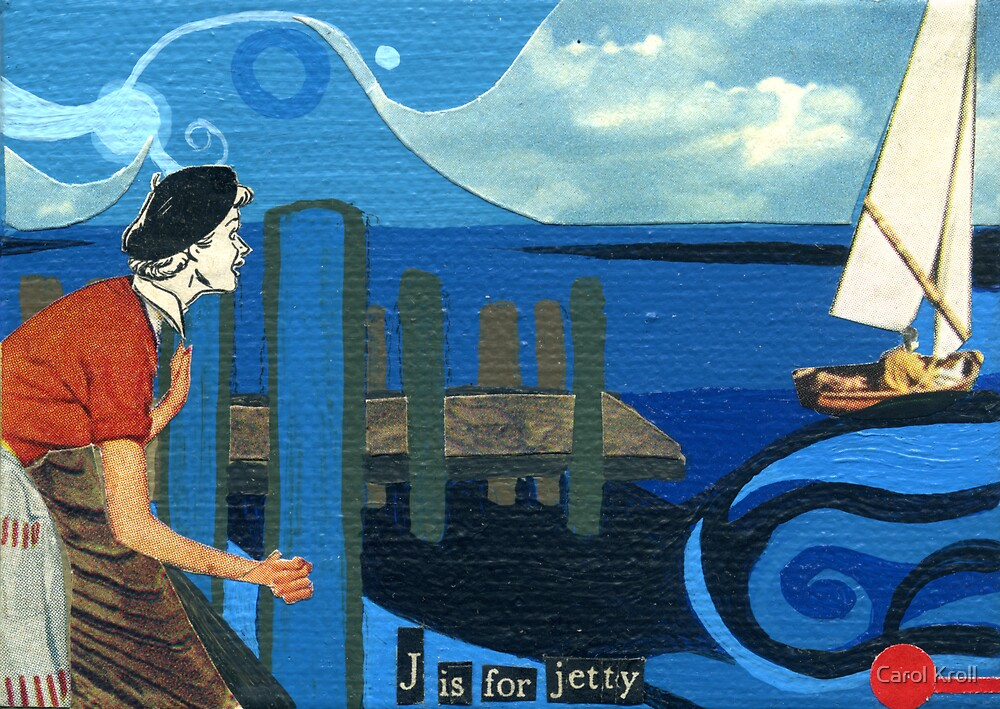 Adult Alphabet: The Letter J by Carol Kroll