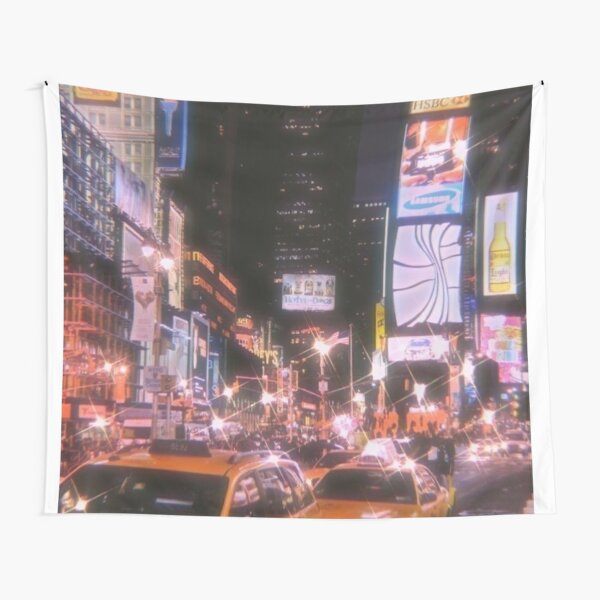 Times Square NYC  Tapestry