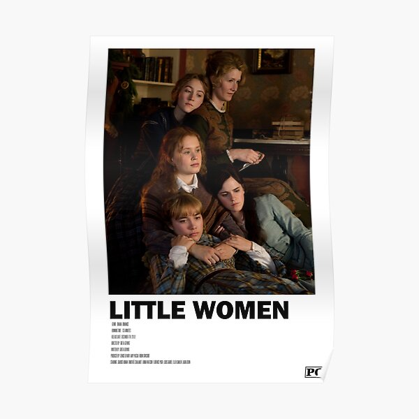 Affiche Alternative Little Women Poster