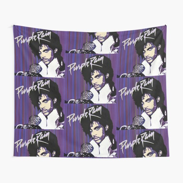 Prince - Purple Rain Tapestry