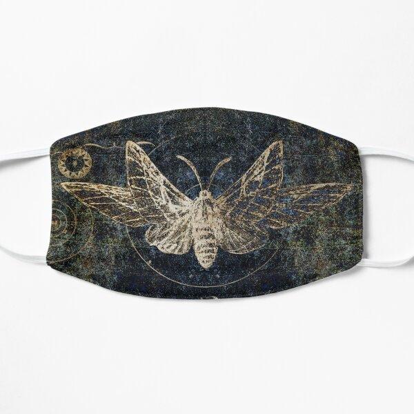 Vitruvian Moth Flat Mask