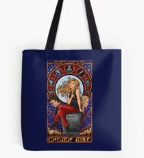 Chosen Girl Tote Bag