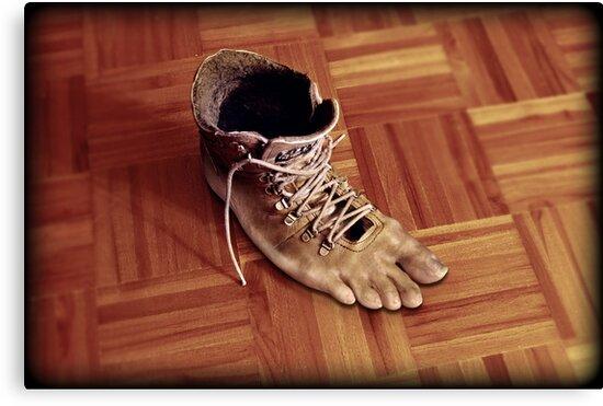 Run Rene boots run by ToastedGhost