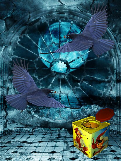 IT HAPPENED ON A BLUE MOON by Tammera