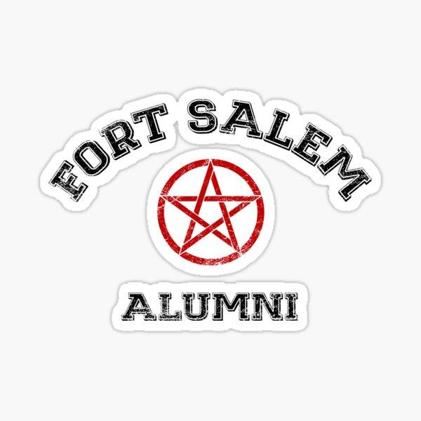 Distressed Fort Salem Alumni  -  Motherland: Fort Salem Sticker