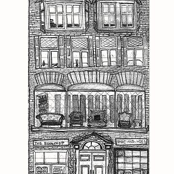 Bookshop by PotionOwl203