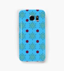 Winter Wonderland Snow Scene  Samsung Galaxy Case/Skin
