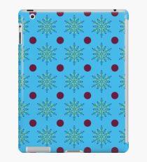Winter Wonderland Snow Scene  iPad Case/Skin