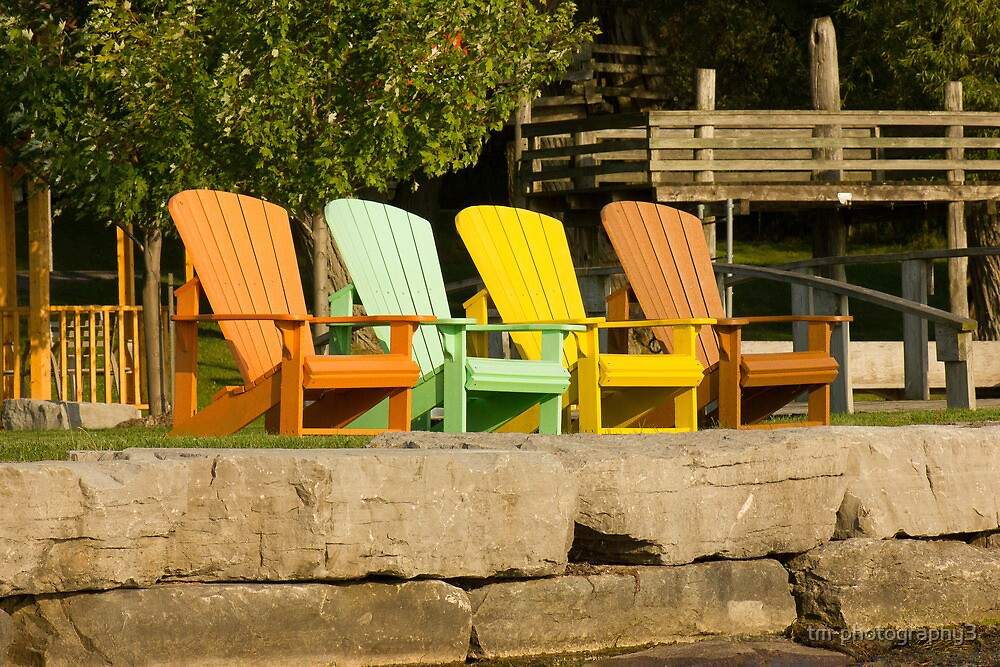 Sunny Chairs by tm-photography3