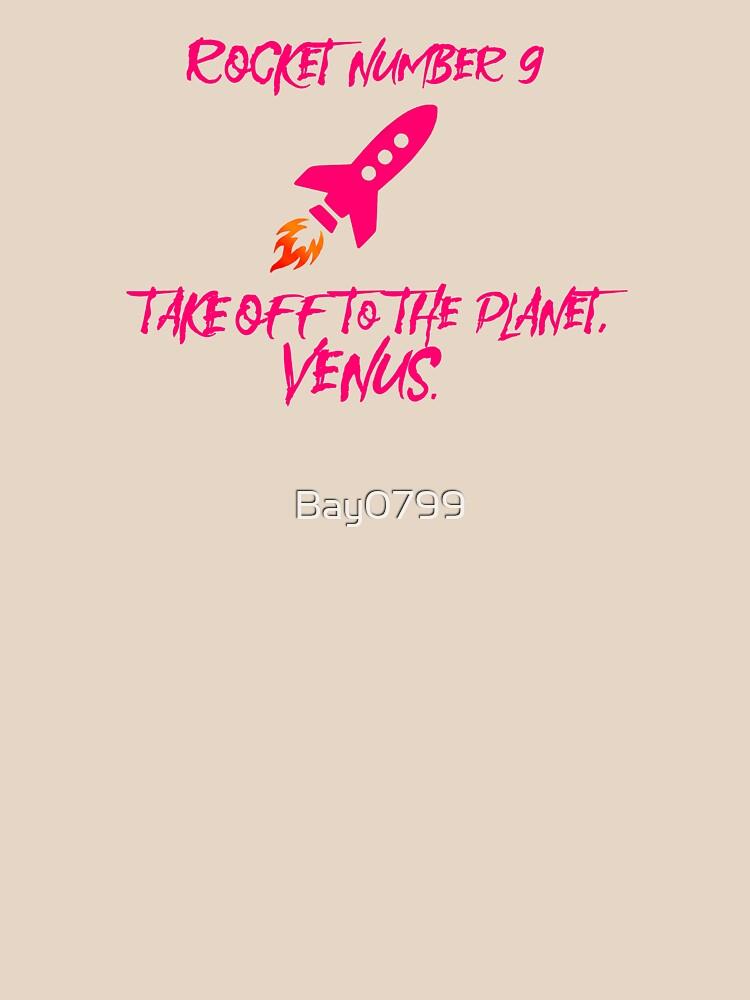 Take Off To The Planet Venus - Gaga Design by Bay0799