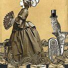 Magic Masquerade Train -  Victoria & her Baritone by WinonaCookie
