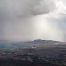 Storm Over Vernal by Kim Barton