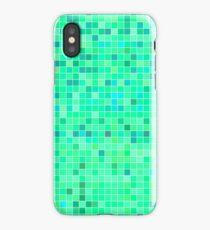 Mint Mosaic [iPhone / iPad / iPod Case] iPhone Case/Skin