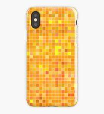 Orange Mosaic [iPhone / iPad / iPod Case] iPhone Case/Skin