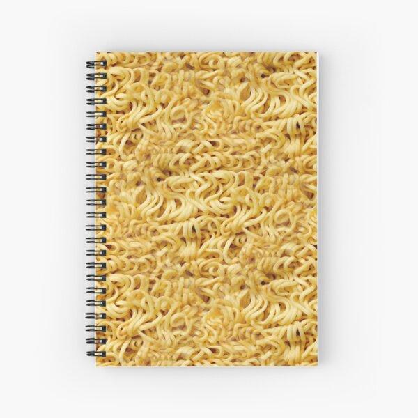 Ramen Spiral Notebook