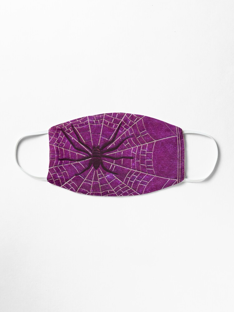 Alternate view of The Spiderweb Book in Pink Mask
