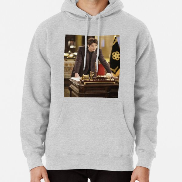 Lee Gon's Charisma Pullover Hoodie