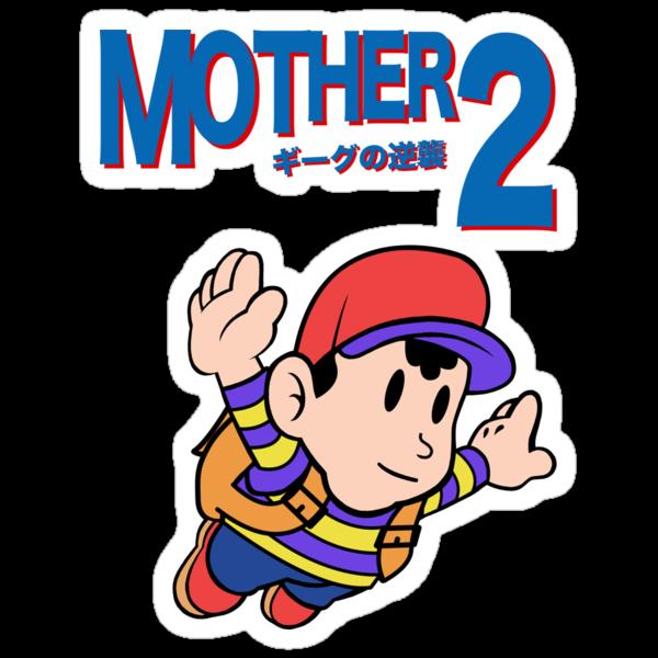Mother 2 (SMB 3 Look-alike) by SophisticatC x Studio Momo╰༼ ಠ益ಠ ༽