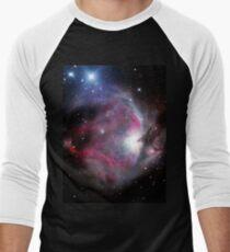 Orion Nebula Men's Baseball ¾ T-Shirt