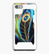 "iPhone case 3 based on my original artwork ""Supremacy of Blue"" iPhone Case/Skin"