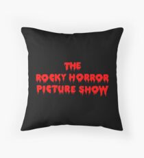 RHPS Throw Pillow
