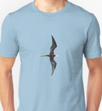 Galapagos Frigate in flight Unisex T-Shirt