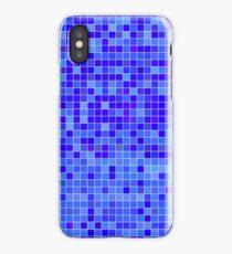 Blue Mosaic [iPhone / iPad / iPod Case] iPhone Case/Skin