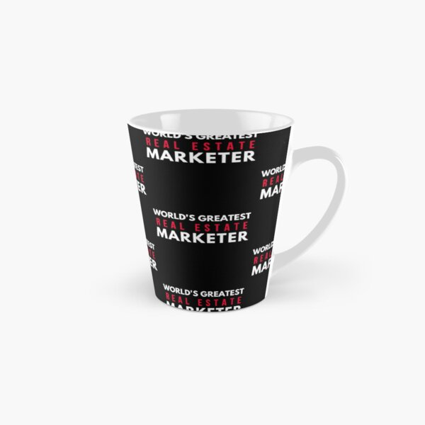World's Greatest Real Estate Marketer Tall Mug