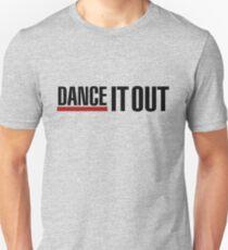 Dance It Out - Black 2.0 Slim Fit T-Shirt