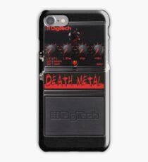 Death Metal Case iPhone Case/Skin