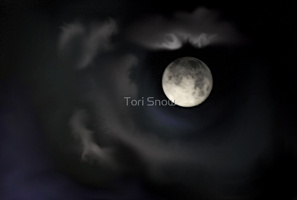 Night of the Blue Moon by Tori Snow