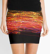Light and Night 08 Mini Skirt
