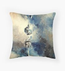 Duo, featured in Art Universe, Group-Gallery Art & Photography, Oil Painting Group, Virtual Museum, Painters Universe Throw Pillow