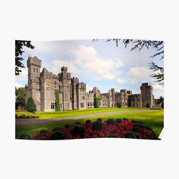 Ashford Castle Poster