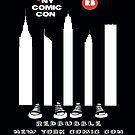 NewYorkComicCon by minchinr