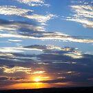 sunset layers by BellatrixBlack
