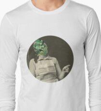 Emerald Wife Sticker Long Sleeve T-Shirt