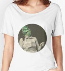 Emerald Wife Sticker Women's Relaxed Fit T-Shirt