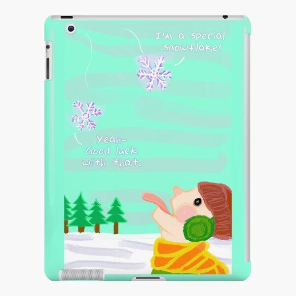 Special Snowflakes iPad Snap Case