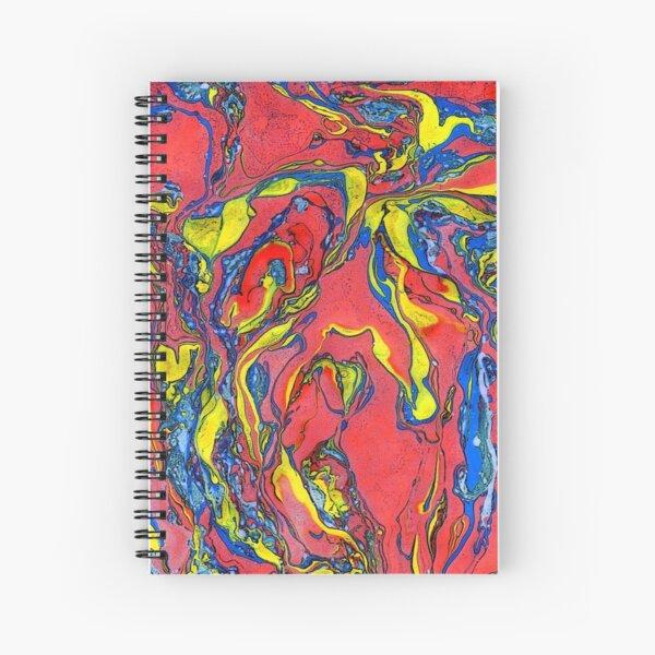 Swirlygig Spiral Notebook