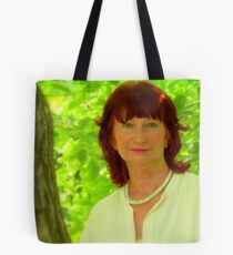 Charmiene in Nature Tote Bag