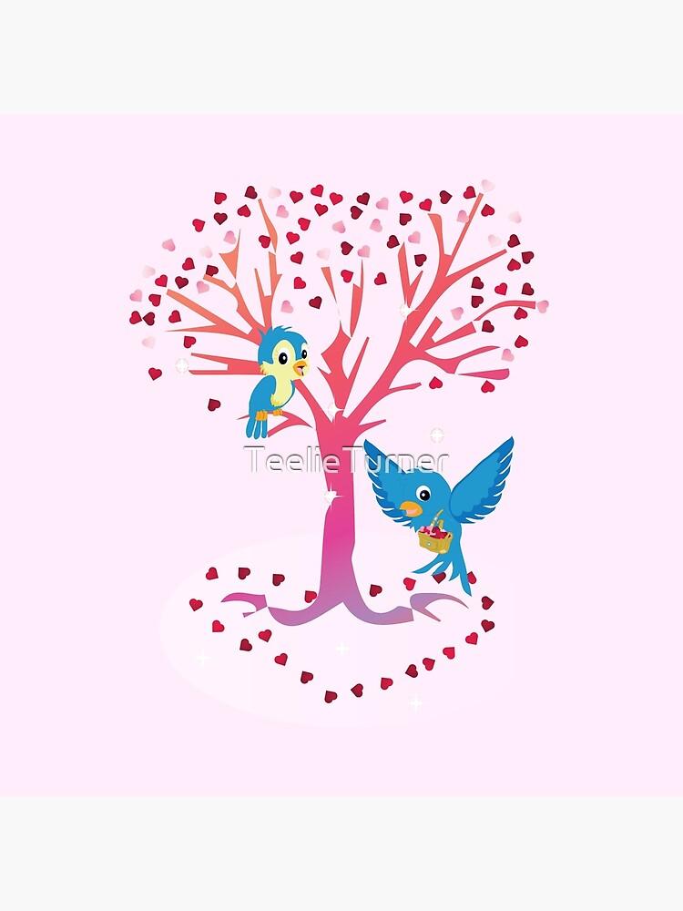 Sugarsnap-The Valentine Card Fairy Friends™ by TeelieTurner