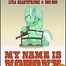 My Name Is Nopony by Stinkehund